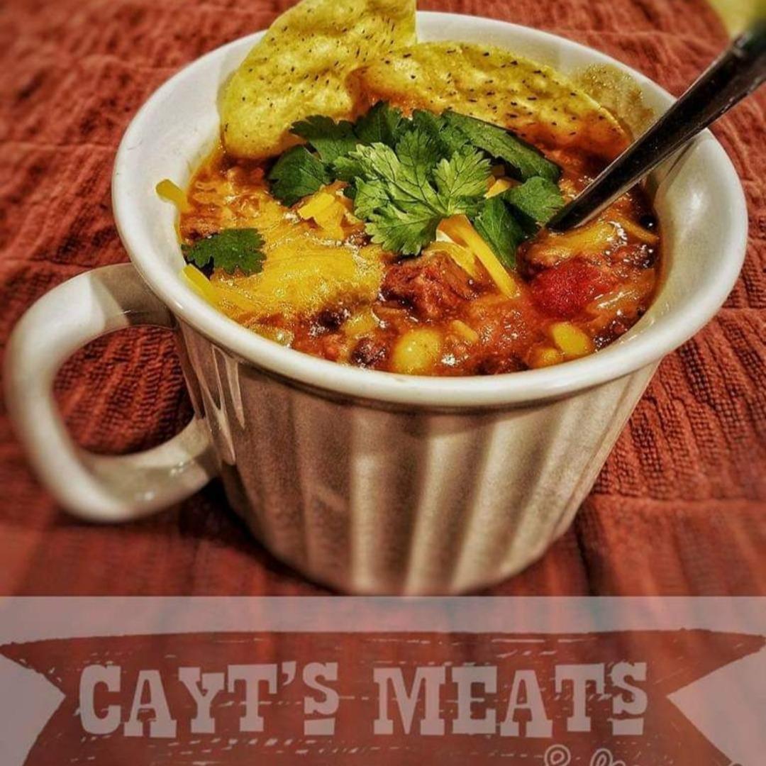 Cayts Smokey Taco Soup
