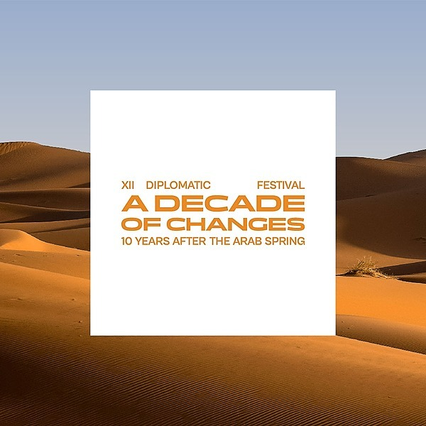 """@KSSMUJ XII Festiwal Dyplomatyczny - Diplomatic Festival """"A Decade of Changes - 10 Years After the Arab Spring"""" Link Thumbnail   Linktree"""
