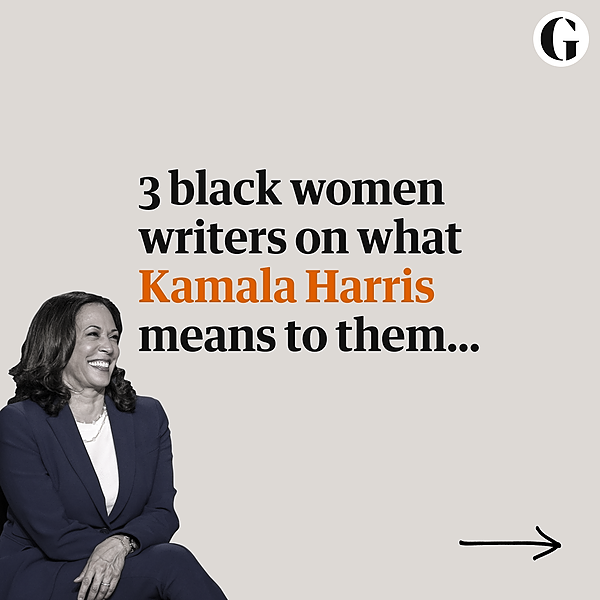 @guardian Three writers on what Kamala Harris means to them Link Thumbnail | Linktree