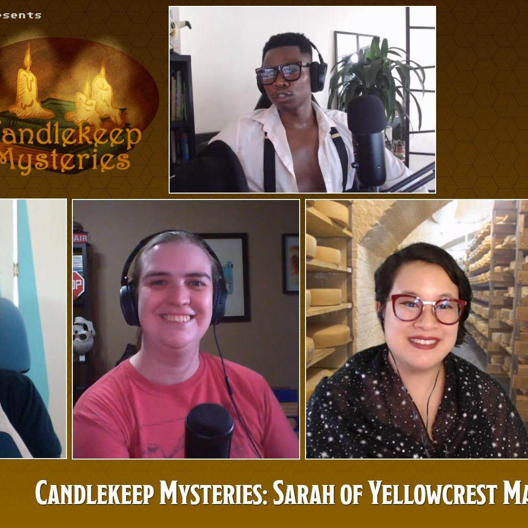 @whatiskiss Sarah of Yellowcrest Manor (2021) - Loading Ready Run Link Thumbnail | Linktree