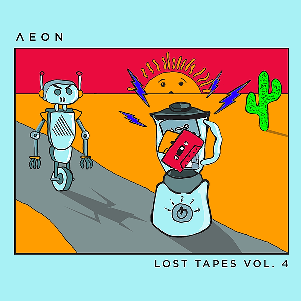 OUT NOW: Lost Tapes Vol. 4