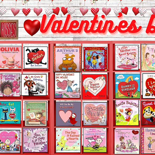 Miss Hecht Teaches 3rd Grade Valentine's Day Link Thumbnail | Linktree