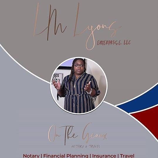 On The Geaux™ ⚜️ Explore~LM Lyons Enterprise, LLC Link Thumbnail   Linktree