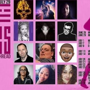 @DJUMB Prince Twitter Threads @ Purple Bricks Link Thumbnail   Linktree