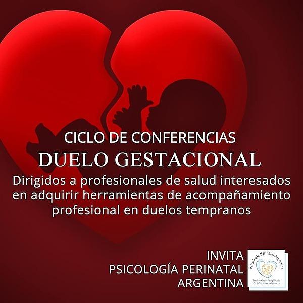 """@Psicologiaperinatalargentina  CONFERENCIAS AGOSTO """"DUELOS TEMPRANOS"""" - ABORDAJES CLINICOS""""  Link Thumbnail   Linktree"""