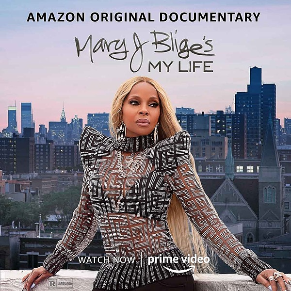 @therealmaryjblige Mary J. Blige's: My Life Documentary  Link Thumbnail | Linktree