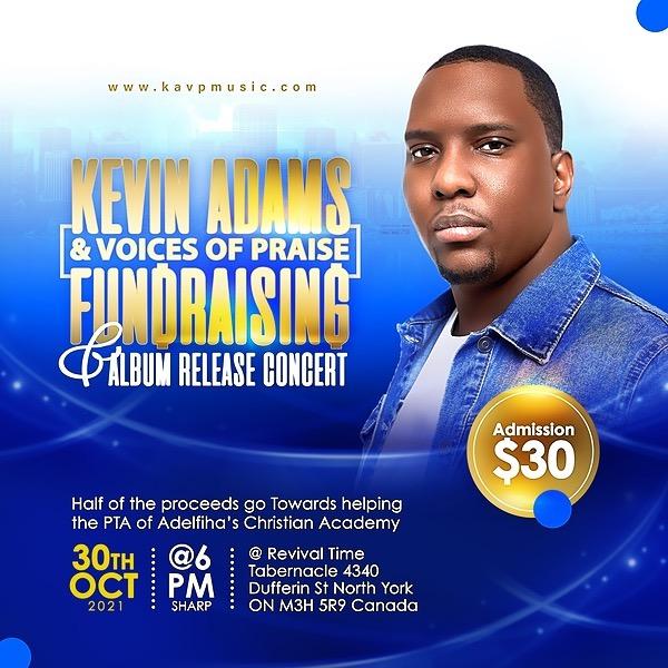 @kadamz24 For The Kingdom Fundraising Concert/ CD release Link Thumbnail | Linktree