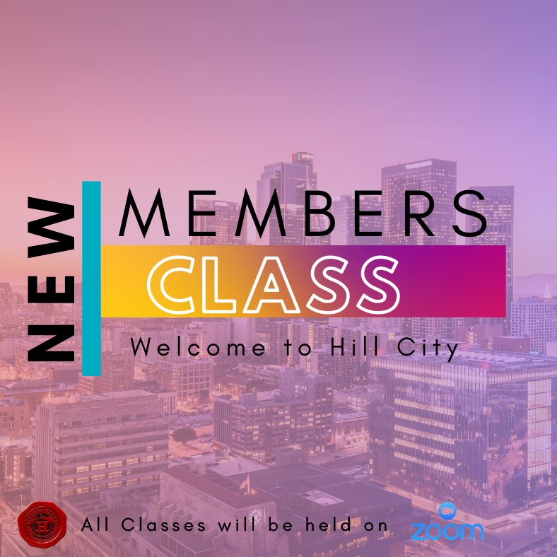 PULSE NEW MEMBERS CLASS