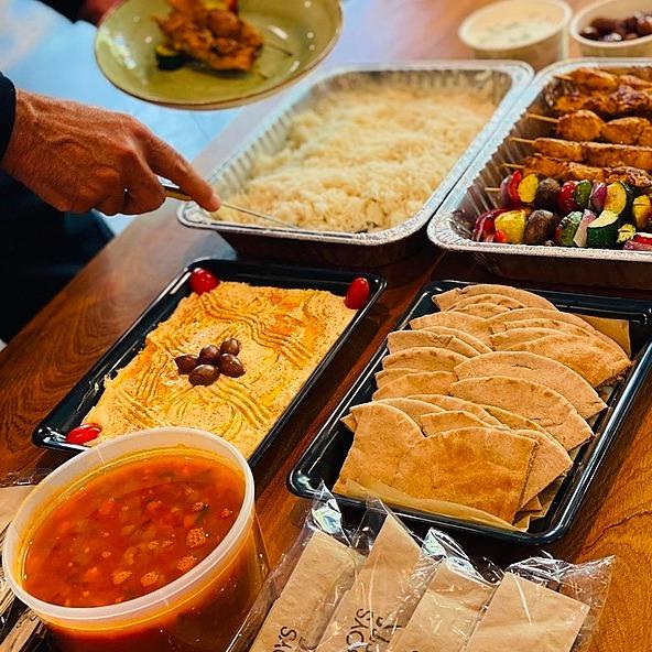 Ramadan Family Meals