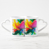 #painting #kitchenanddining 🎨 Duo Tea Cups