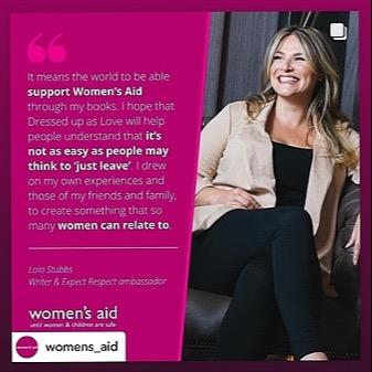 Lolo Stubbs Women's Aid Link Thumbnail | Linktree