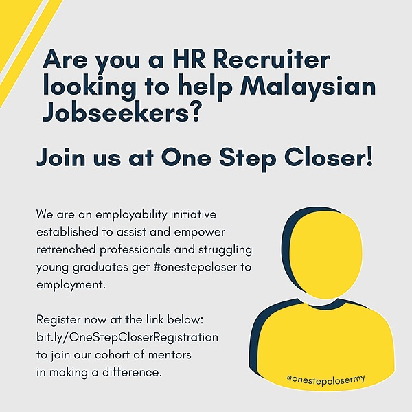 One Step Closer Mentor Registration Form Link Thumbnail | Linktree