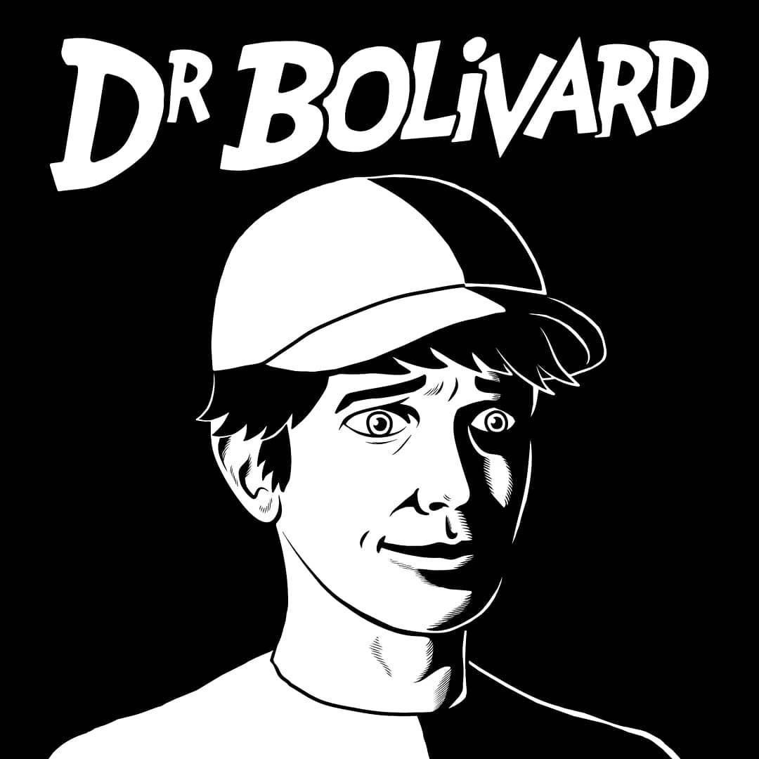 Dr Bolivard (L'album)