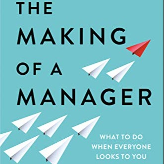 """#16 Fabiano Souza - livro 2 """"The Making of a Manager"""""""
