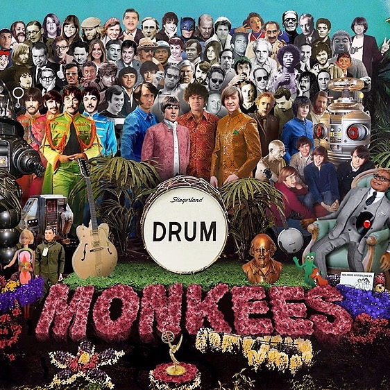 Ranking The Beatles Our Monkees Playlist Link Thumbnail | Linktree