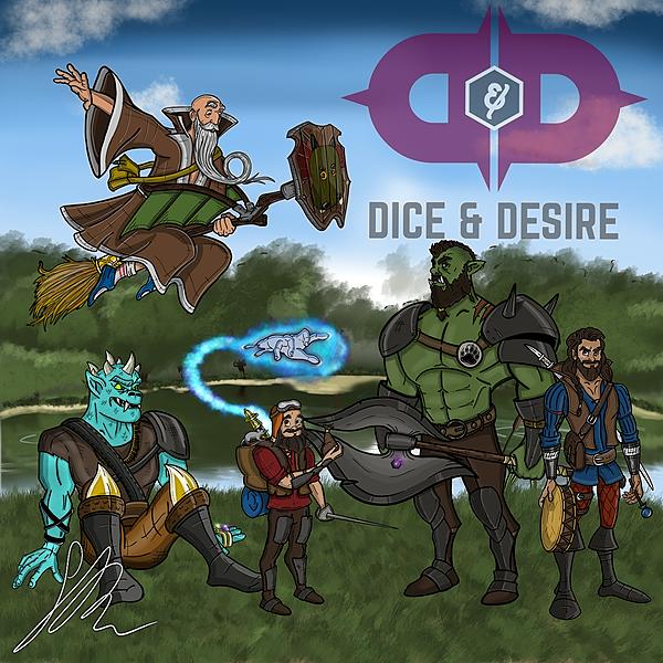 @DiceAndDesire Profile Image | Linktree