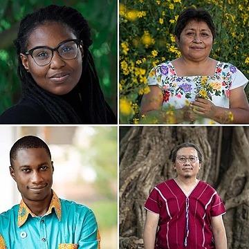 The Goldman environmental prize winners 2020