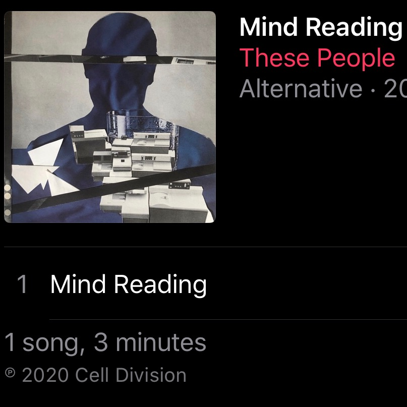 """Mind Reading"" on Apple Music"