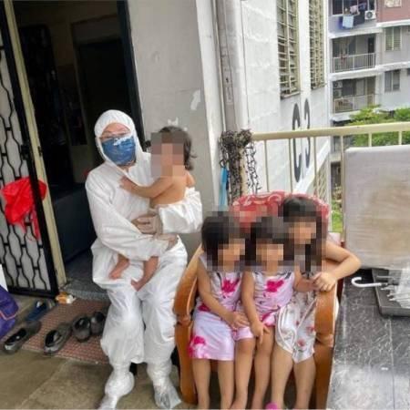 @sinar.harian Suami isteri positif Covid-19, tiada orang jaga anak Link Thumbnail | Linktree