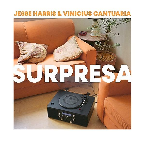 @jesseharrismusic SURPRESA - JESSE HARRIS & VINICIUS CANTUARIA Link Thumbnail   Linktree