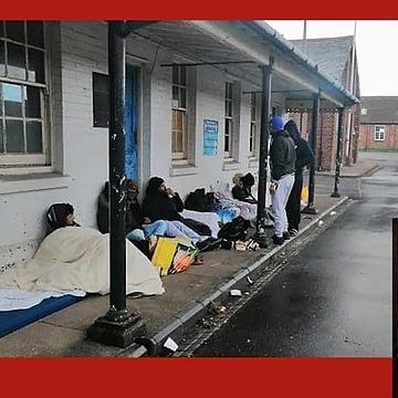 'We felt like we were animals': asylum seekers describe life in UK barracks