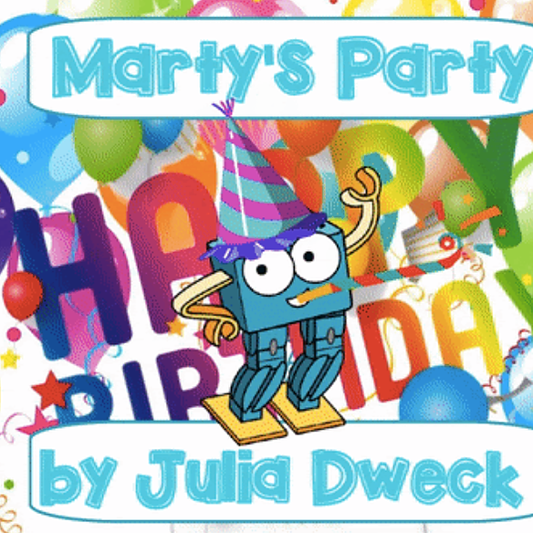 @GiftedTawk Marty's Party (Math/Problem Solving) Link Thumbnail | Linktree