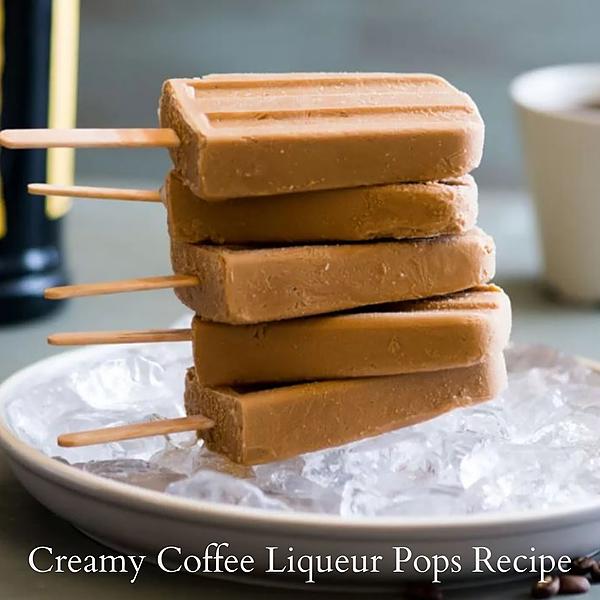Keidel Creamy Coffee Liqueur Pops Link Thumbnail | Linktree