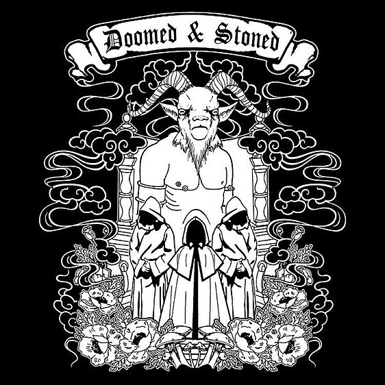 Crypt Monarch The Necronaut via Doomed and Stoned (Full Album Premiere) Link Thumbnail | Linktree