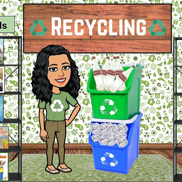 Miss Hecht Teaches 3rd Grade Recycling Link Thumbnail | Linktree