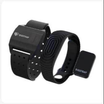 BioStrap Health & Fitness Monitor