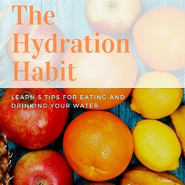 DOWNLOAD THE HYDRATION HABIT E-BOOK