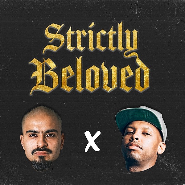 Dino Archie Spotify: Strictly Beloved Podcast Link Thumbnail | Linktree