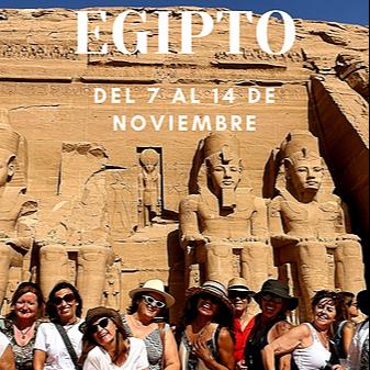 Concédete Deseos ¿Te vienes a EGIPTO del 7 al 14 de NOVIEMBRE? Mas info aquí! 👇 Link Thumbnail | Linktree