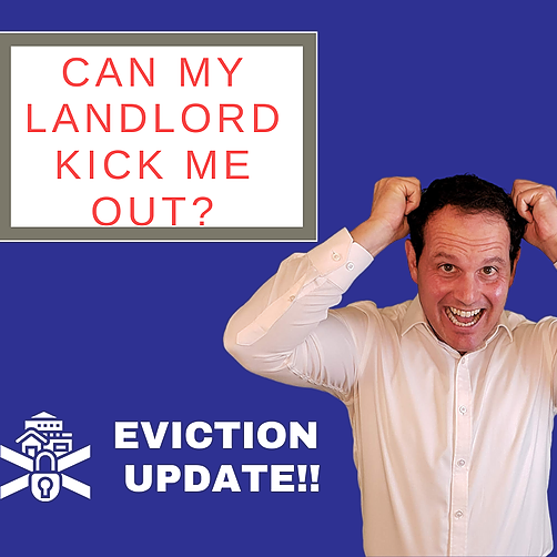 Can my landlord evict during coronavirus? Guide for tenants and landlords