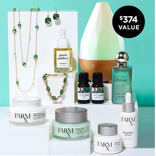 AVON by Joanna Enter this Month's sweepstakes to win free products! Link Thumbnail | Linktree