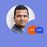 Meet with Harsha Rajasimha