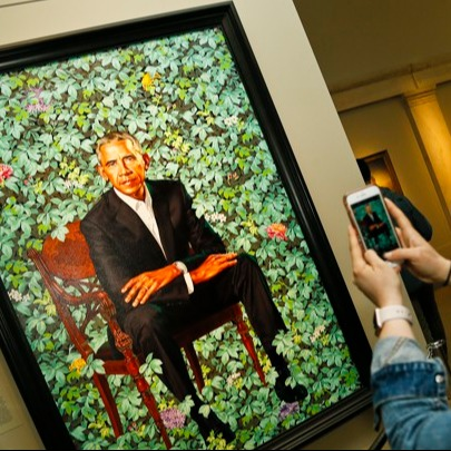 The Atlantic The Obama Portraits Have Had a Pilgrimage Effect Link Thumbnail | Linktree