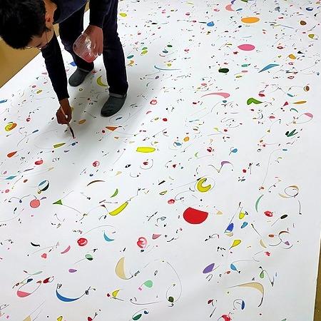 Kaoru Shibuta  PAINTER Kamoe Art Center 🇯🇵 Link Thumbnail | Linktree