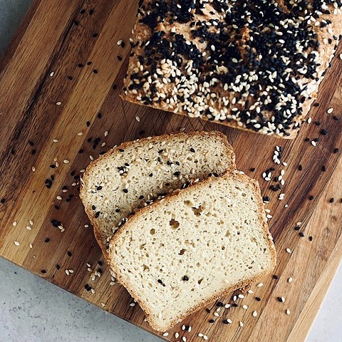 ceciliafolkesson.se Glutenfritt bröd x9 Link Thumbnail | Linktree