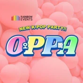 New K-POP Party @OPPATokyo (OPPATokyo) Profile Image   Linktree