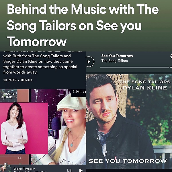 @thesongtailors Behind the music interview on See You Tomorrow Link Thumbnail | Linktree