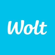 WOLT (rozvoz jídel a nápojů po celý den)