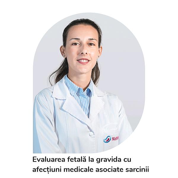 @Nativia Dr. Anca Ciobanu - Evaluarea fetală a gravidei cu afecțiuni asociate Link Thumbnail | Linktree