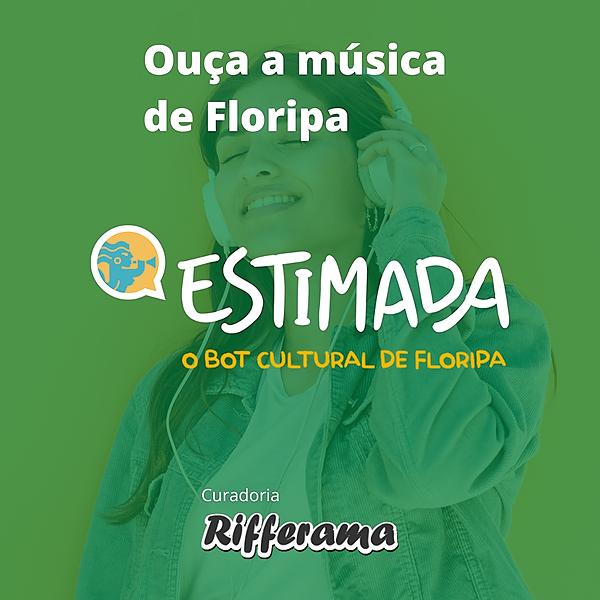 Ouça a música de Floripa - ispia.li/playlistimada no Spotify