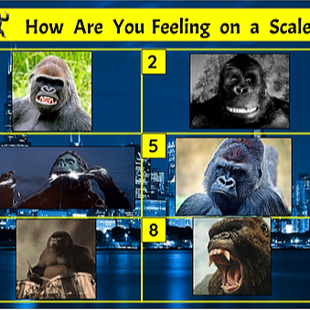 How are you feeling? King Kong