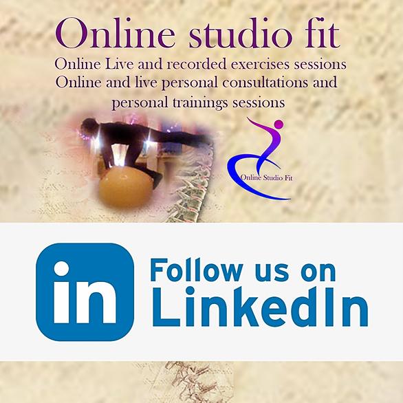 @Onlinestudiofit Joanna Sowa Amrozinski LinkedIn Link Thumbnail | Linktree