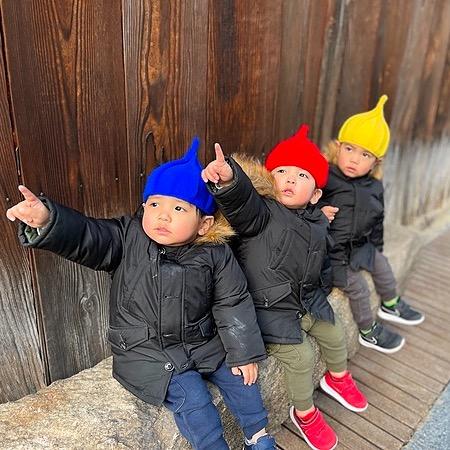 @3taropapa YouTube『三太郎チャンネル』Let's triplelets Link Thumbnail | Linktree