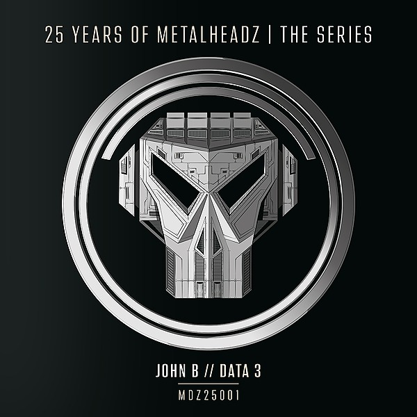 OUT NOW: 25 Years of Metalheadz - Part 1
