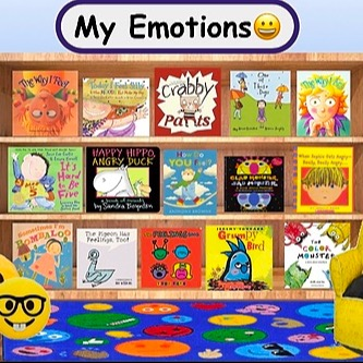 @WinterStorm My Emotions Library Link Thumbnail   Linktree