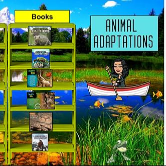 Miss Hecht Teaches 3rd Grade Animal Adaptations Link Thumbnail | Linktree